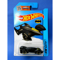 Hot Wheels Dc Comics Batman Batimobil Live 1:64 De Colección