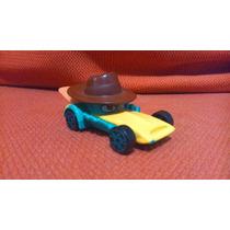 Disney Racers - Carrito Perry Ornitorrinco Agente P Original