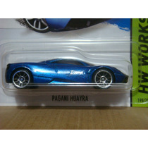 Hot Wheels 2014 Pagani Huayra 198/250