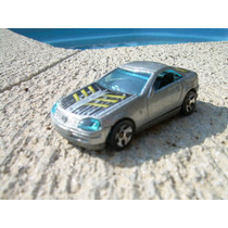 Mercedes-benz Slk De Hot Wheels Hm4