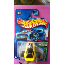 Hotwheels Mustang 2004 First Edition Fatbax De Coleccion