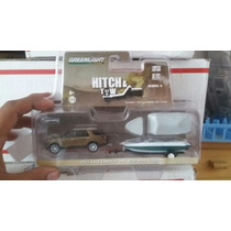 Greenlight Hitch & Tow Ford Explorer