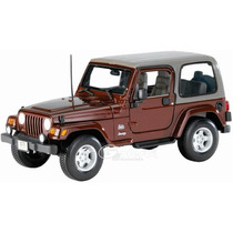 Maisto 1/18 Jeep Wrangler Sahara Diecast Metal / Siku Burago