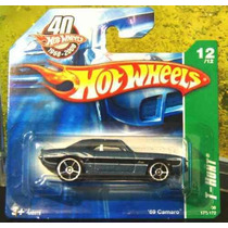 69 Camaro T-hunt Hot Wheels 2008