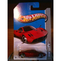 Pagani Huayra Hot Wheels Nuevo $ 40 Pesos C/u