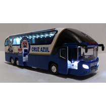 Autobus Neoplan Escala Club Cruz Azul