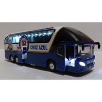 Autobus Neoplan Escala Club Cruz Azul