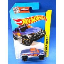 2013 Hot Wheels Off-duty Azul #116 Hw Off-road