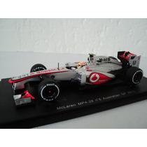Fórmula 1 Mclaren Mp4-28 Checo Perez