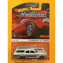 70 Chevelle Ss Wagon Redline