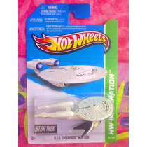 Hot Wheels Star Trek Nave Enterprise Ncc1701