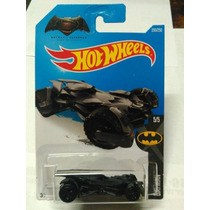 Hot Wheels Batman Batimovil Batmobile Vs Superman 2016 Nuevo