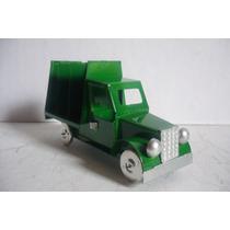 Camion Refresquero - Camioncito D Lamina - Juguete Artesania