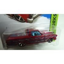 Hotwheels Ford Falcon Ranchero 65 Ganalo...!!!