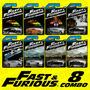 Hot Wheels Fast & Furious Rápido Y Furioso Colección Sp0