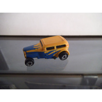 Carro Chopped Custom Hot Rod Micro Machines Galoob Vintage