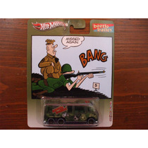 Hot Wheels Pop Culture Comics Beetle Bailey Gmc Motorhome