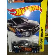 Hotwheels 2008 Lancer Evolution 2015