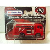 Maisto Camion Bomberos Fire Truck Metal Tc