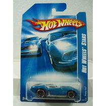 Hot Wheels Pony-up Azul 086/172 2008 Tl