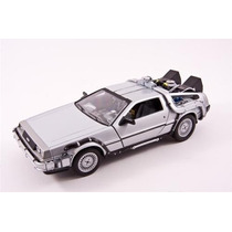 Delorean De Back To The Future Volver Al Futuro De Welly