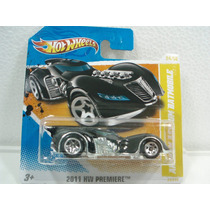 Hot Wheels Arkham Asylum Batmobile Tc 24/244 2011