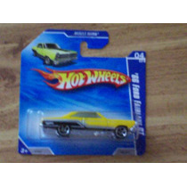 Hotwheels ´66 Ford Fairlane Gt Muscle Mania 2010 Hot Wheels