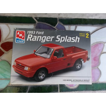 Amt Ertl Ranger Splash 1993 Ford Para Armar