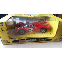 Ferrari 412p Jouef 1/18 Muy Raro Le Mans