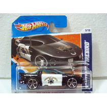 Hot Wheels Pontiac Firebird Patrulla No 163/244 2011