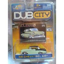 Jada - 56 Chevy Bel Air Dub City Del 2004 En Blister