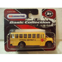 Maisto Camion Escolar School Bus Metal Tc