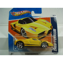 Hot Wheels Ferrari Enzo Amarillo Tc 116/244 2011