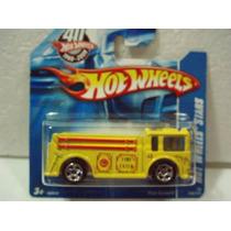 Hot Wheels Fire Eater Bomberos No 048/172 2008 1/64 Metal