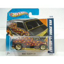 Hot Wheels Camioneta Custom