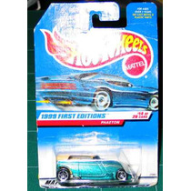 Hot Wheels 1999 First Editions Phaeton Collector #916