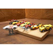 Lote Mach V Speed Racer & 07 Autos Movie Loose 1/64 Ve Anun