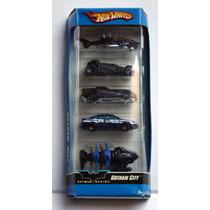 Batman Gotham City Batimovil Hot Wheels 1:64 2006