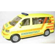 Siku - Vw Multivan (eurovan) Kinder-notarztwagen Nuevo