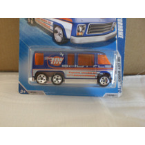 Hot Wheels Paqueteria Hw City