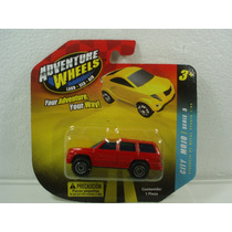 Adventure Wheels Camineta Durango Rojo 1:64