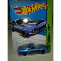 Hotwheels 68 Shelby Gt500
