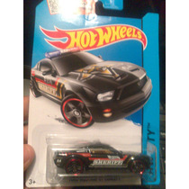 Hot Wheels De Coleccion 2015 Ford Mustang Gt Concept