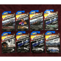 Hot Wheels Rápidosrapidos Y Furiosos 2015 Coleccion