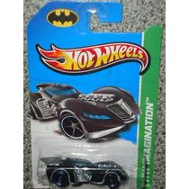 Hot Wheels Batman Batimovil Arkham Asylum 2013