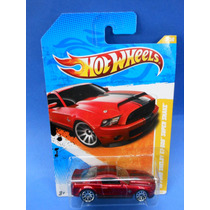 2011 Hot Wheels Premiere 10 Ford Shelby Gt-500 Super Snake