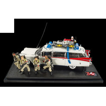 Ghostbuster Ecto-1 Cazafantasmas 30 Aniv Hot Wheels Elite