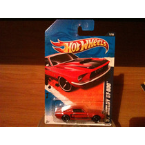 ´67 Shelby Gt500 Hot Wheels Nuevo