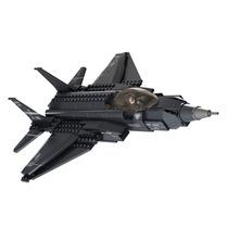 Avión De Combate F-35, Sluban Armable 252 Piezas
