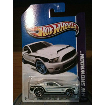 ´10 Ford Shelby Gt500 Supersnake Hot Wheels Nuevo